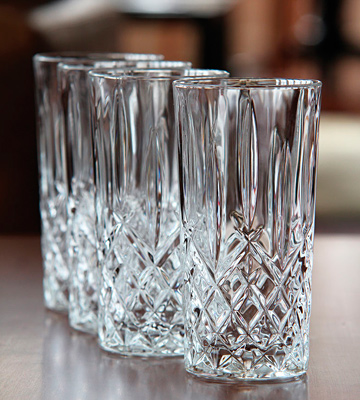 Review of Marquis By Waterford Markham Collins Hiball Glasses