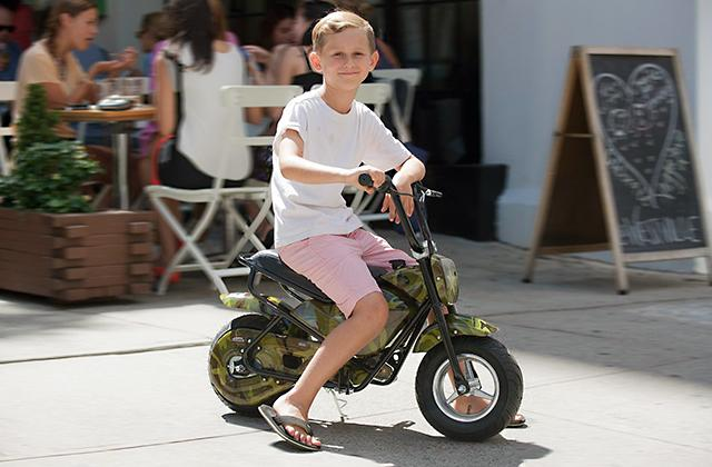 Best Electric Motorcycles for Kids