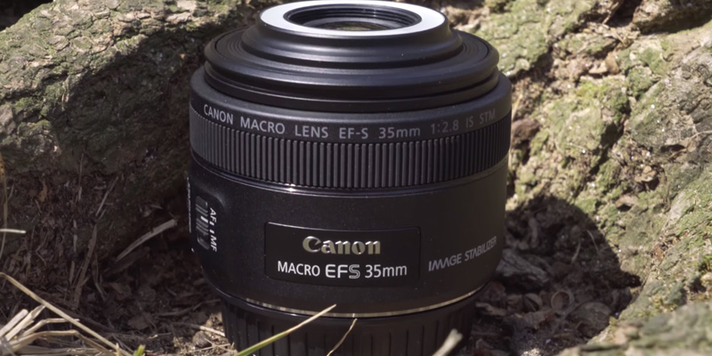Review of Canon (2220C002) EF-S 35mm f/2.8 Macro IS STM