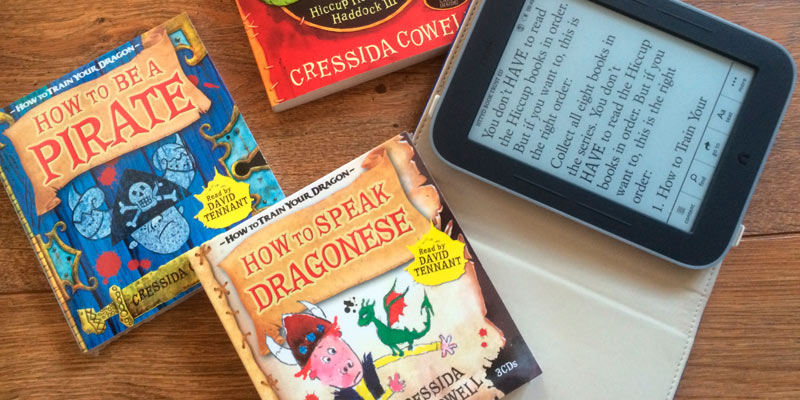 Detailed review of Cressida Cowell How to Train Your Dragon