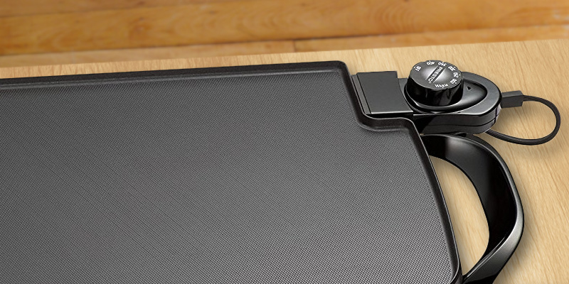 Detailed review of Presto 07061 Electric Griddle With Removable Handles