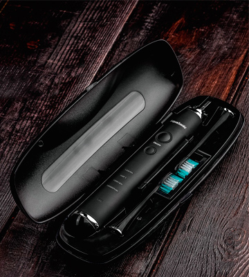 Review of AquaSonic SCTB Black Series Ultra Sonic Electric Toothbrush