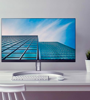 Review of LG 27UK850-W 27-Inch 4K UHD IPS Monitor with HDR 10