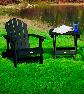Review of Highwood AD-KING1-BKE King Hamilton Folding and Reclining Adirondack Chair