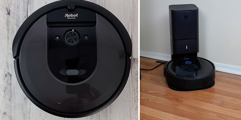 Review of iRobot Roomba i7 (7150) Robot Vacuum- Wi-Fi Connected, Smart Mapping, Works with Alexa, Ideal
