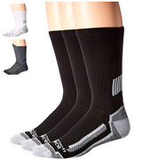 Carhartt 3 Pack Breathable & Lightweight Work Crew Socks