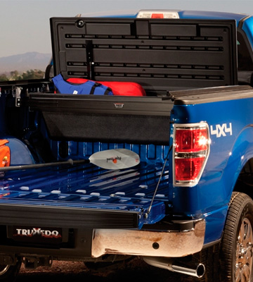 Review of TruXedo 1117416 Toolbox, Fits Most Full Size Trucks