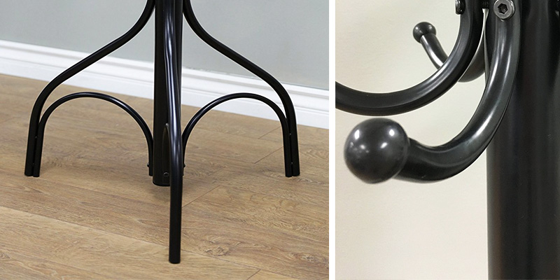 Review of Frenchi Home Furnishing Metal Coat Rack with Umbrella Stand