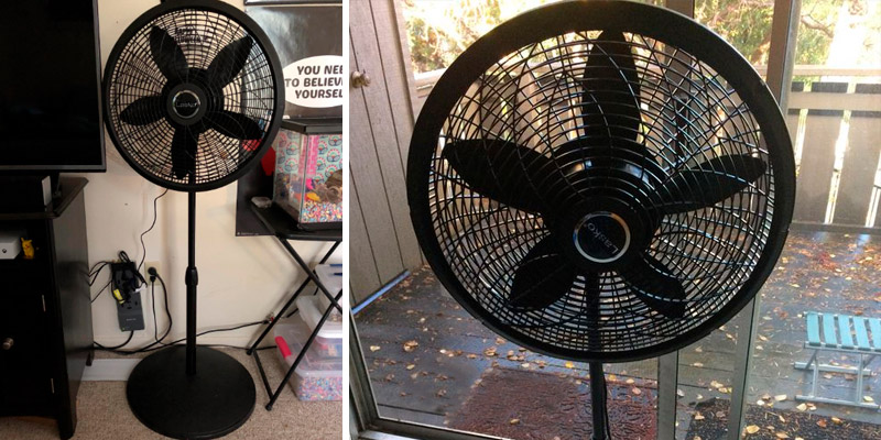Review of Lasko 1827 Elegance & Performance Pedestal Fan