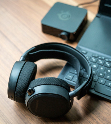 Review of SteelSeries Arctis 7 (2019 Edition) Lossless Wireless Gaming Headset with DTS