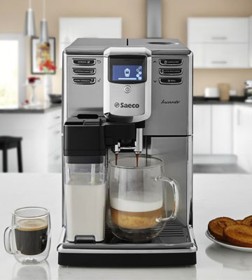 Review of Philips Saeco HD8917/47 Incanto Carafe Automatic Espresso Machine