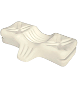 Therapeutica Firm Orthopedic Support Pillow for Back or Side Sleeping