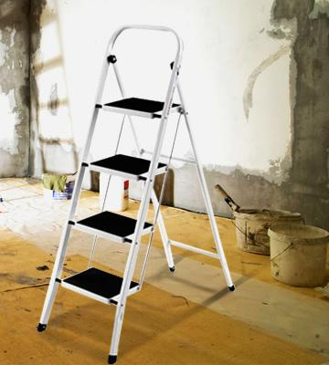 5 Best Step Ladders Reviews of 2018 - BestAdvisor.com