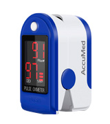AccuMed CMS-50DL Finger Pulse Oximeter