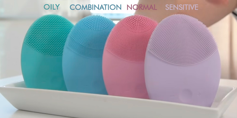 Review of FOREO LUNA 2 for Combination Skin