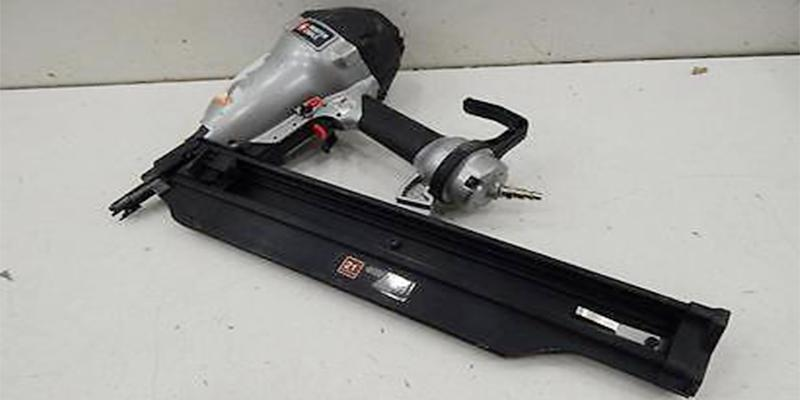 porter cable fr350b framing nailer in the use