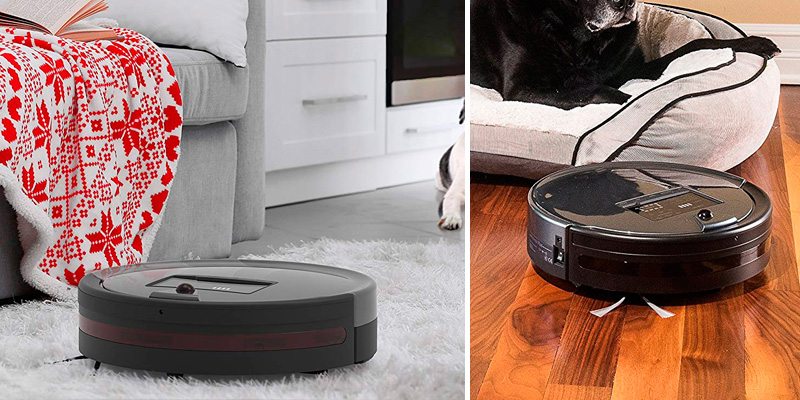 Review of bObsweep Pet Hair Plus Robotic Vacuum Cleaner and Mop