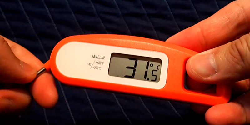 Review of Lavatools PT12 Chipotle Digital Instant Read Food and Meat Thermometer