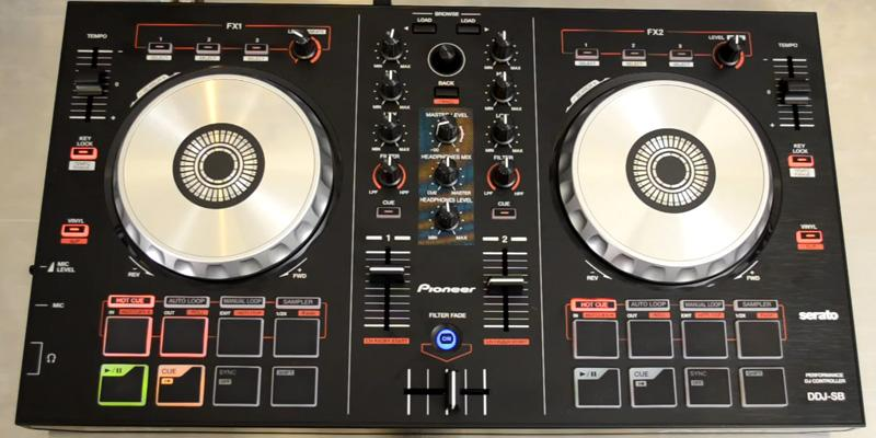 Detailed review of Pioneer DDJ-SB2 Portable 2-channel