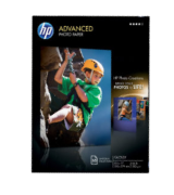 HP 50-Pack Glossy Advanced Photo Paper