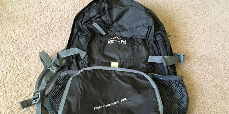 Review of Venture Pal Lightweight Travel Hiking Backpack