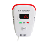 Youthful naturel GAS-0089 Combustible Natural Gas Alarm Detector
