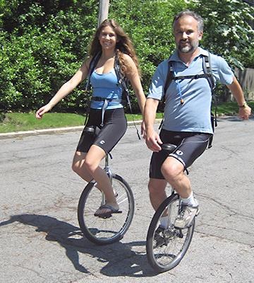"Review of Avenir 20""  Deluxe Unicycle"