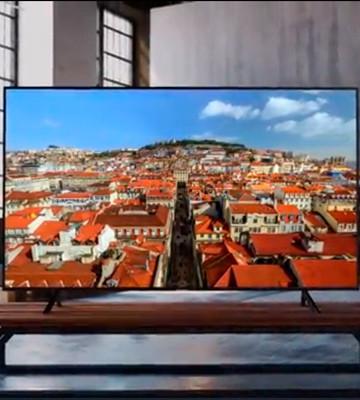 Review of Samsung 55NU7100 55-Inch 4K UHD 7 Series Smart TV 2018