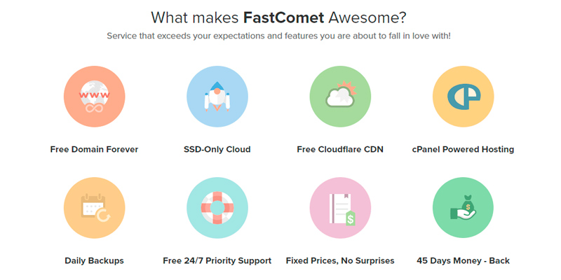 Review of FastComet Personalized Email Hosting Made Easy and Secure