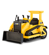 Kid Trax Cat KT1136 Ride On Bulldozer