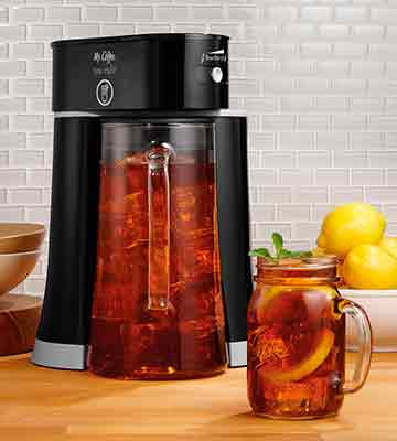 Review of Mr. Coffee BVMC-TM33 2-in-1 Iced Tea Brewing System