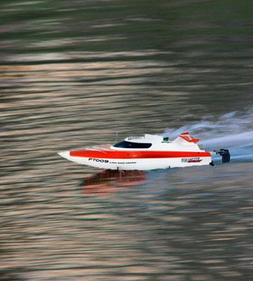 Review of Tenergy FT009 High Speed Racing RC Boat
