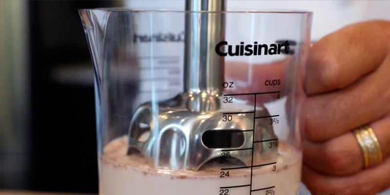 Conair Cuisinart CSB-75BC Smart Stick Hand Blender application
