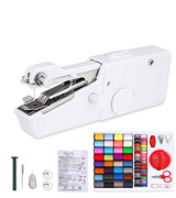 Litthing Handheld Sewing Machine and Sewing Thread Kit