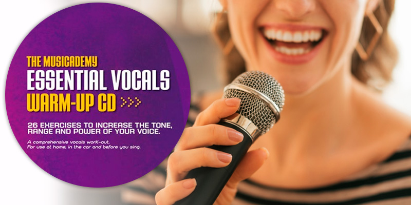 Detailed review of Musicademy Vocals Warm-Up Exercises
