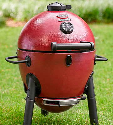 Review of Char-Griller E06614 Akorn Charcoal kamado Grill