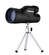 Polaris Optics High Powered Monocular Bright and Clear Range of View, Waterproof