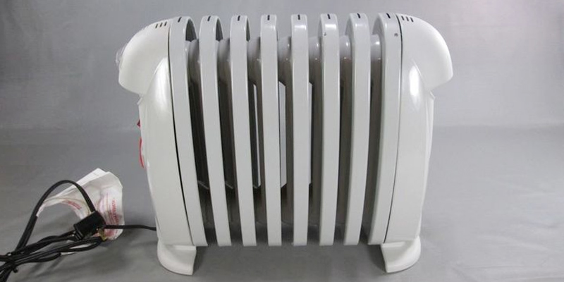 Review of Delonghi TRN0812T Portable Oil-Filled Radiator