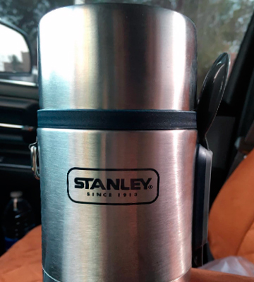 Review of Stanley 10-01287-021 Adventure Vacuum Insulated Food Jar