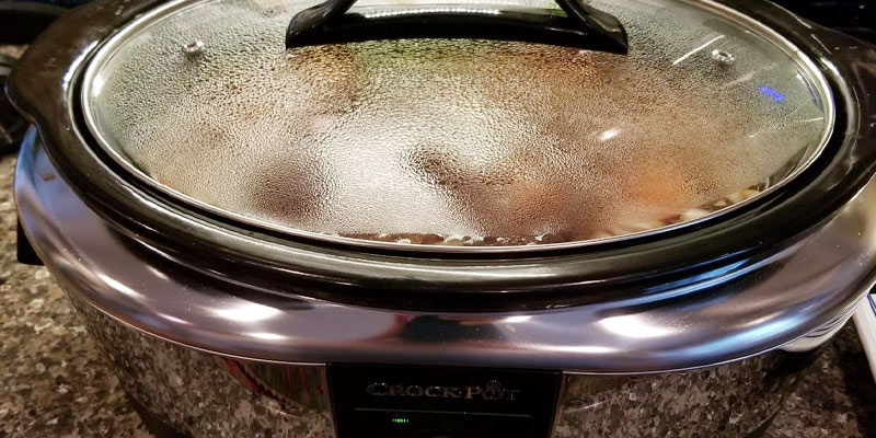 Review of Crock-Pot SCCPWM600-V2 Wemo Smart Wifi-Enabled Slow Cooker, 6-Quart, Stainless Steel