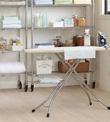 Review of Brabantia Steam Rest Ironing Board