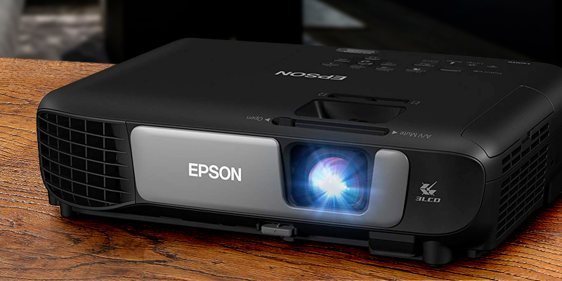 Review of Epson EX7260 WXGA 3LCD Projector