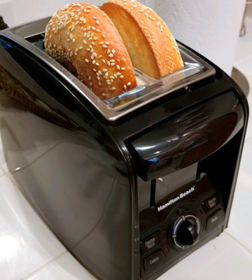 Review of Hamilton Beach 22121 Cool Touch Toaster
