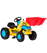 Best Choice Products Kids Pedal Ride On Excavator