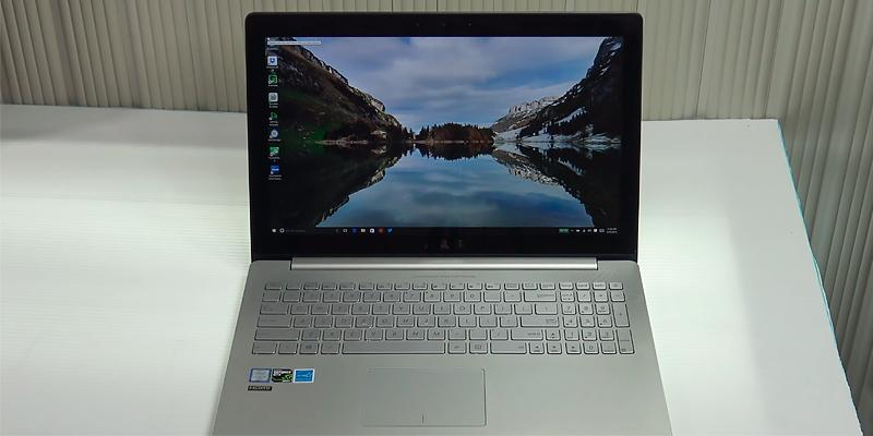 Review of ASUS UX501VW-DS71T 4K Touch Ultrabook