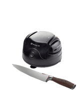 Grocery Art 3-in-1 Knife Sharpener