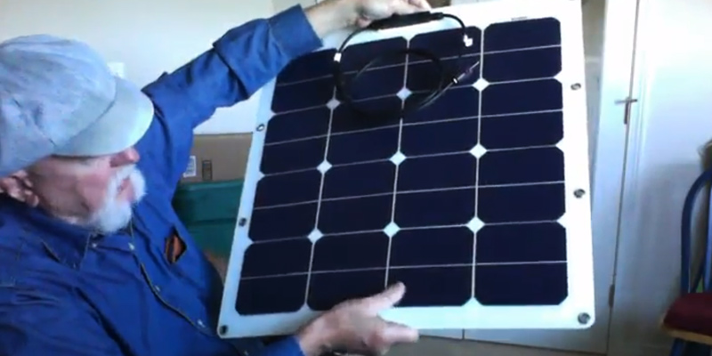 Review of BZBRLZ Sunpower Flexible Solar Panel