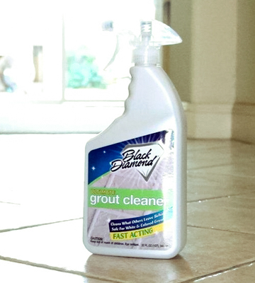 Review of Black Diamond UGC-QT Ultimate Grout Cleaner