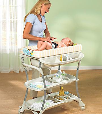 Review of Primo Portable Changing Table and Bath