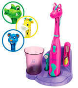 Brusheez Prancy the Pony Children's Electric Toothbrush